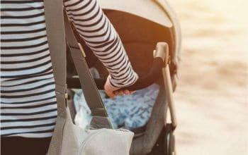 עגלה לתינוק - בטיחות ונוחות לתינוקך